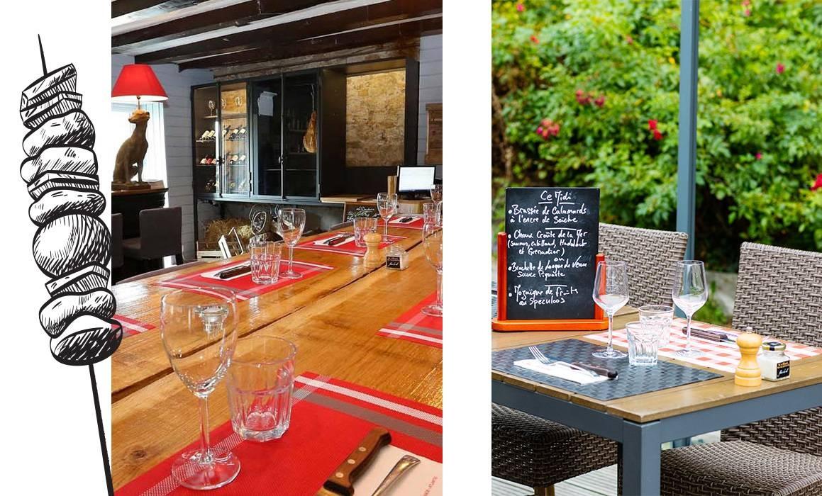 Chez Fernand - Restaurant Saint-Herblain